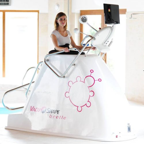 VacuShape - vacuum treatment machine